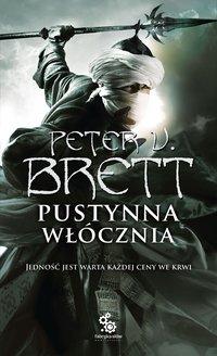 Pustynna włócznia. Księga 1 - Peter V. Brett - audiobook