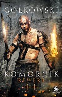 Komornik. Rewers. Tom 2 - Michał Gołkowski - audiobook