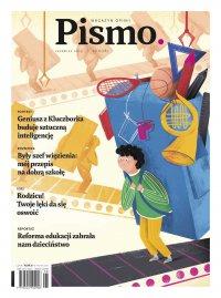 Pismo. Magazyn Opinii 06/2019 - Marcin Wicha - audiobook