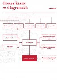 Proces karny w diagramach
