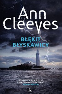 Błękit błyskawicy - Ann Cleeves - ebook
