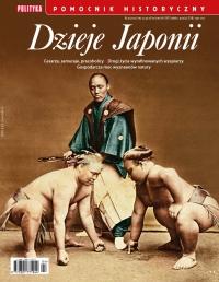 Pomocnik Historyczny. Dzieje Japonii - Opracowanie zbiorowe - eprasa