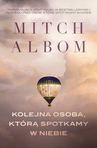 Kolejna osoba, którą spotkamy w niebie - Mitch Albom - ebook