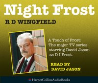 Night Frost - R. D. Wingfield - audiobook
