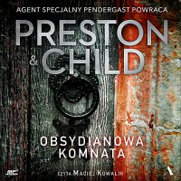 Obsydianowa komnata - Lincold Child - audiobook