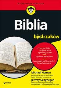 Biblia dla bystrzaków - Jeffrey Geoghegan - ebook