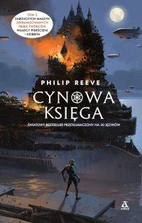 Cynowa księga - Philip Reeve - ebook