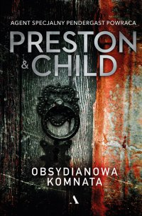 Obsydianowa komnata - Lincold Child - ebook