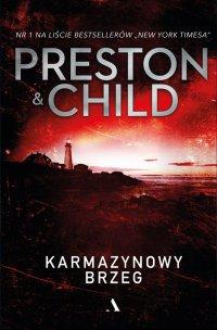 Karmazynowy brzeg - Lincold Child - ebook