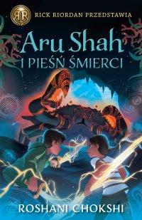 Aru Shah i pieśń śmierci - Roshani Chokshi - ebook