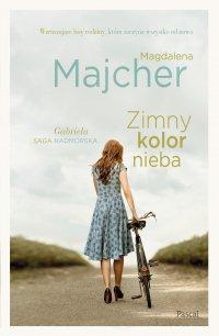 Saga nadmorska. Tom 2. Zimny kolor nieba - Magdalena Majcher - ebook
