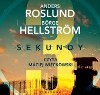 Trzy sekundy - Borge Hellstrom - audiobook