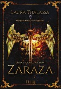 Zaraza - Laura Thalassa - ebook