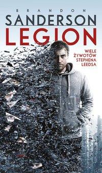 Legion: Wiele żywotów Stephena Leedsa - Brandon Sanderson - ebook