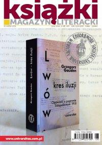 Magazyn Literacki Książki 6/2019