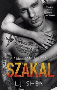 Szakal - L.J. Shen - ebook