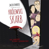 Królewski skarb - Jacek Dubois - audiobook