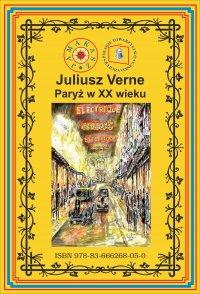 Paryż w XX wieku - Juliusz Verne - ebook