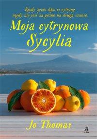 Moja cytrynowa Sycylia - Jo Thomas - ebook