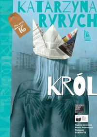 Król - Katarzyna Ryrych - ebook