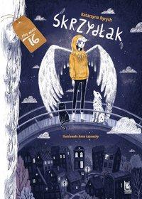 Skrzydłak - Katarzyna Ryrych - ebook