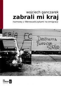 Zabrali mikraj - Wojciech Ganczarek - ebook