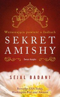 Sekret Amishy - Sejal Badani - ebook