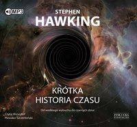 Krótka historia czasu - Stephen Hawking - audiobook