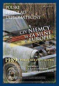 Polski Przegląd Dyplomatyczny, nr 3/2019