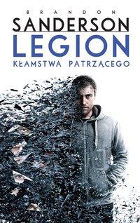 Legion: Kłamstwa patrzącego - Brandon Sanderson - ebook