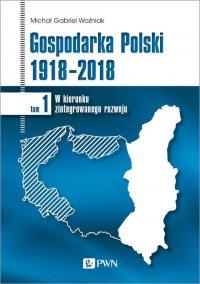 Gospodarka Polski 1918-2018 - Michał Gabriel Woźniak - ebook