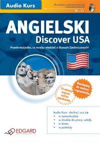Angielski - Discover USA - Opracowanie zbiorowe - audiobook