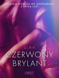 Czerwony brylant - Olrik - ebook