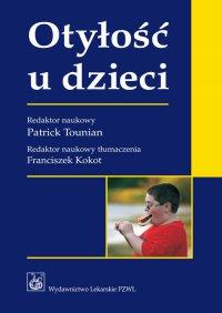 Otyłość u dzieci - Patrick Tounian - ebook