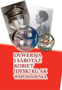 Dywersja i sabotaż  kobiet (Dysk) kG ak - Opracowanie zbiorowe - ebook