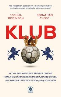 Klub - Joshua Robinson - ebook