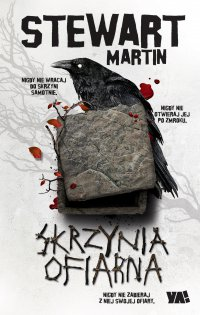 Skrzynia ofiarna - Martin Stewart - ebook