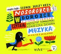 Nosorożce w dorożce i inne wiersze - Ludwik Jerzy Kern - audiobook