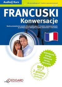 Francuski - Konwersacje - Opracowanie zbiorowe - audiobook