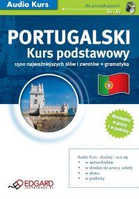Portugalski kurs podstawowy - Opracowanie zbiorowe - audiobook