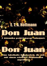 Don Juan - E.T.A. Hoffmann - ebook