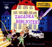 Zagadka biblioteki - Zofia Staniszewska - audiobook