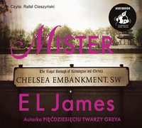 Mister - E L James - audiobook