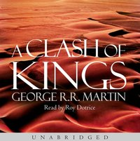 Clash of Kings (A Song of Ice and Fire, Book 2) - George R.R. Martin - audiobook