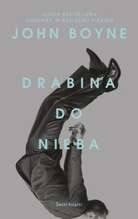 Drabina do nieba - John Boyne - ebook