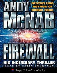 Firewall - Andy McNab - audiobook