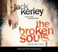 Broken Souls (Carson Ryder, Book 3) - J. A. Kerley - audiobook