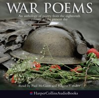 War Poems - Paul McGann - audiobook