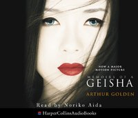 Memoirs of a Geisha - Arthur Golden - audiobook