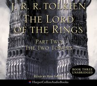 Two Towers: Part One (The Lord of the Rings, Book 2) - J.R.R. Tolkien - audiobook
